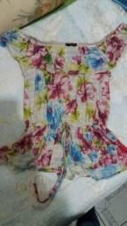 Batinha floral
