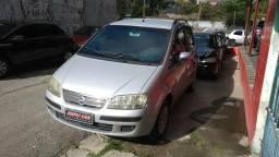Fiat Idea elx 1.4 + airbag duplo + abs novinha - 2008
