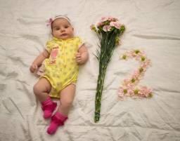 Ensaio estilo lifestyle para bebês