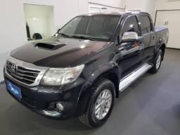 Toyota Hilux Cd SRV Automática 4x4 2013 - 2013