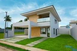 Casas em condomínio, 3 ou 4 suítes 4 vagas