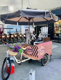 Food bike Churros com freezer