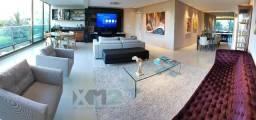 Apartamento Villa dos Corais 3 suítes + 1 suíte com closet e escritório - Ref. AP206P