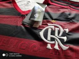 Nova Camisa Flamengo 1 [19/20] - Home - Oficial - Adidas
