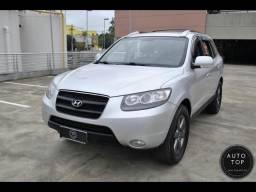 Hyundai Santa Fe GLS 4X4 2010 *top*couro*financio 100% sem entrada*impecável*linda - 2010