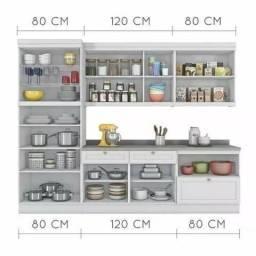 Cozinha nesher americana 5 peças I538