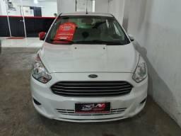 Ford Ka+ Sedan 2015 1 mil de entrada Aércio Veículos fa - 2015