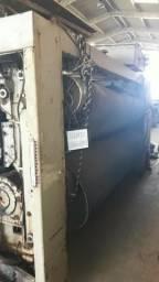 Maquina de enxugar couros Bauce, PCR5 3200 - #3722