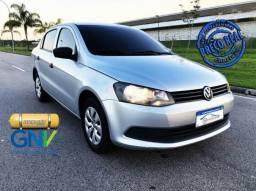 Volkswagen Voyage 1.6 Completo + GNV - 2014