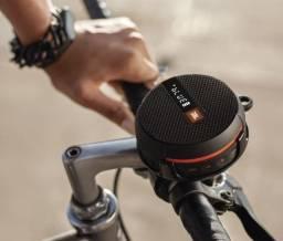 Novas e originais! Caixa de som bluetooth JBL wind 2 c/adaptador bicicleta/moto