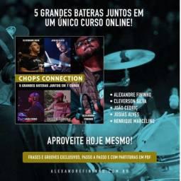 Curso on-line com Alexandre fininho