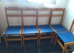 Cadeiras (5 unidades)