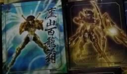 Vendo Dohko de Libra e Aioros de Sagitário Cloth Myth Ex Bandai