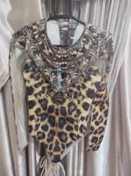 Body Vanessa lima animal print