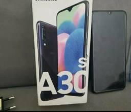 A30s 64g tela 6.4 4g de RAM aceito cartão
