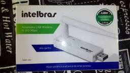 Adaptador usb wireless Intelbras