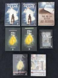 Coleção 6 Livros 2 DVDs Batalha Espiritual Daniel Mastral comprar usado  Joinville