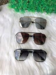 Óculos de sol e armações de grau