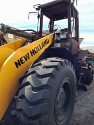 Pá Carregadeira New Holland W130B - Ano 2019 - *