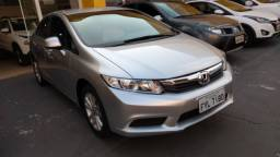 Civic lxs automático completo 2014
