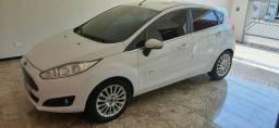 New Fiesta Titanium!!