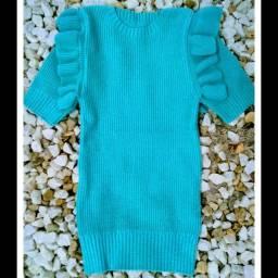 Blusinhas tricot