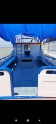 Locação embarcação Combu/Prainha