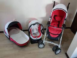 Carrinho de Bebê da Chicco 3 em 1
