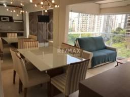 Apartamento 1 Quarto, (Suíte) Studio 43m² 1 Vaga R$3.500,00 Campo Belo Mobiliado