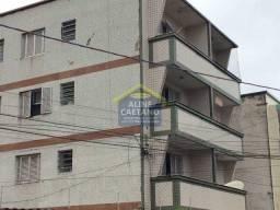 Apartamento à venda com 2 dormitórios em Boqueirão, Praia grande cod:ES011096