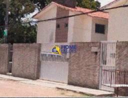 Casa à venda com 2 dormitórios em Pau amarelo, Paulista cod:60032