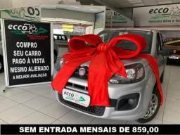 Fiat Uno UNO DRIVE 1.0 FLEX 6V 5P FLEX MANUAL