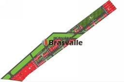 Terreno à venda em Canadá, Cascavel cod:TE0056_BRASV
