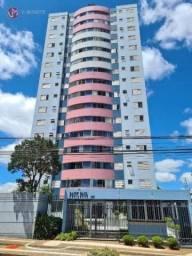 Apartamento para Venda com 1 suíte com Hidro e 2 quartos no Centro em Cascavel -PR