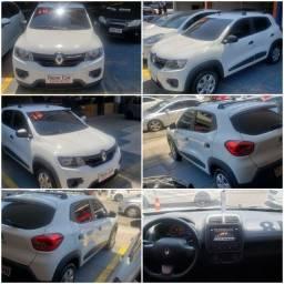Renault Kwid Zen 1.0 Completo Único Dono