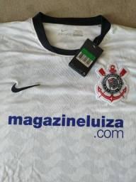 Camisa Corinthians Libertadores 2012 - Semi-final (X Vasco)