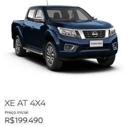 Nissan Frontier 2021 - Fipe no usado