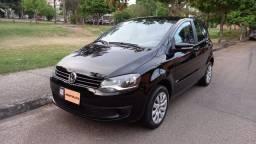 VW Fox Trend 1.6 Flex 4 portas Completo, bancos de couro, Revisado e com garantia