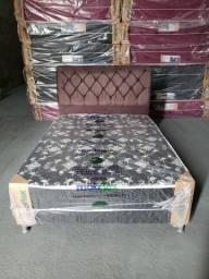 BOTA FORA! CAMA BOX SOLT 299,00 e CASAL 379,00! ENTREGA IMEDIATA!