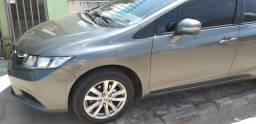 Honda Civic Lxl cambio automático ótimo carro