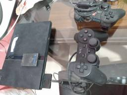 Playstation 2 - PS2 - Funcionando Normalmente