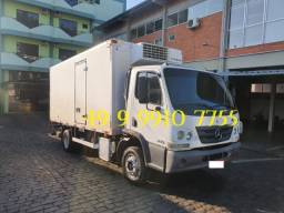 Mercedes Accelo 815 2012 com Thermo King v500