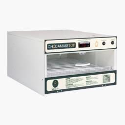 Chocadeira chocomais para 104 ovos com ovoscopio automática