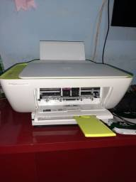 Vendo impressora HP Desk jet link advantagem 2136 ( print, scan, copy)