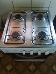 Vendo fogão usado por R$90,00