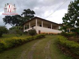 Ótima chácara com 4 quartos, bem localizada, 1.030 m², à venda por R$ 220.000 em Tuiuti/SP