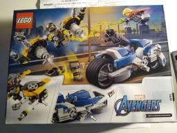 Lego Avengers Bike
