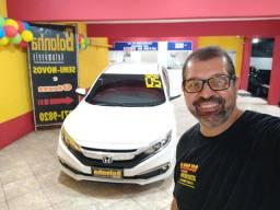 Honda Civic 2020 EXL 2.0 / 2.100 KM / UNICO DONO !!