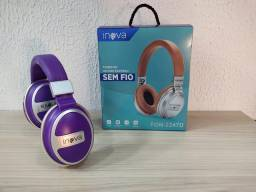 Fone de ouvido sem fio inova 2247