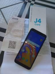 J4 core 6 mês de uso
